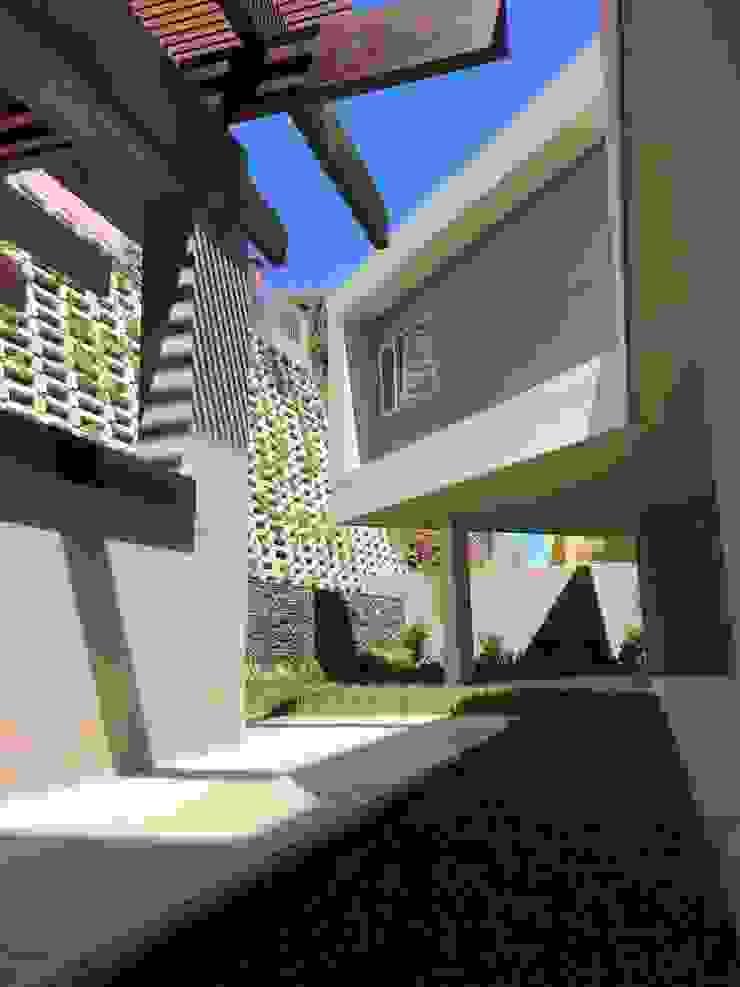 de RFoncerrada arquitectos Moderno Hormigón