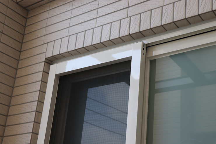 二拉氣密窗近照 根據 鵝牌氣密窗-台中直營店