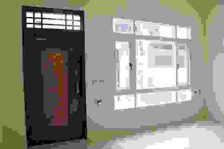正門推固複合窗 根據 鵝牌氣密窗-台中直營店