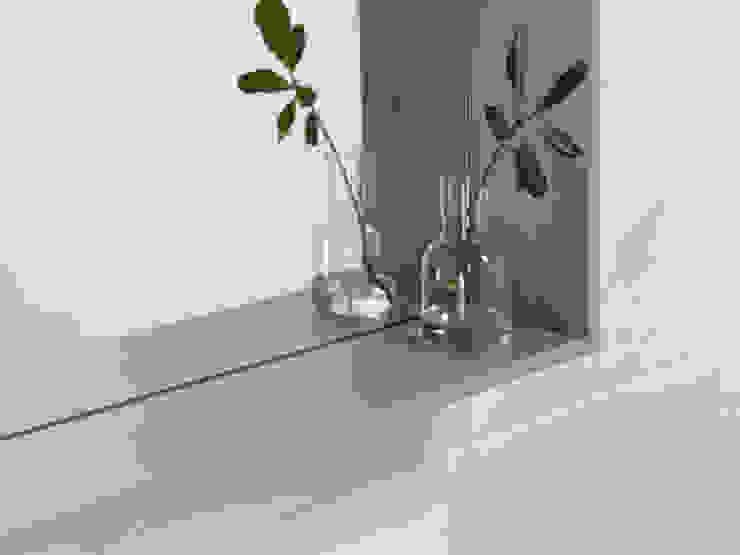 이누스바스 부띠끄마블 선반형 거울 모던스타일 욕실 by inus 모던