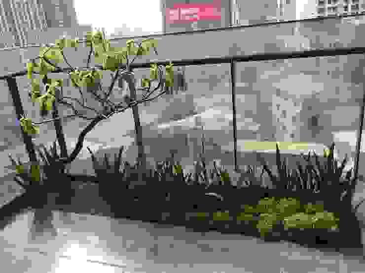 喬立雍容景觀 根據 沐頡景觀設計公司