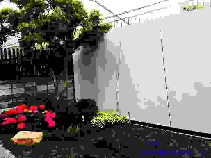 新竹風城庭園景觀: 鄉村  by 沐頡景觀設計公司, 田園風