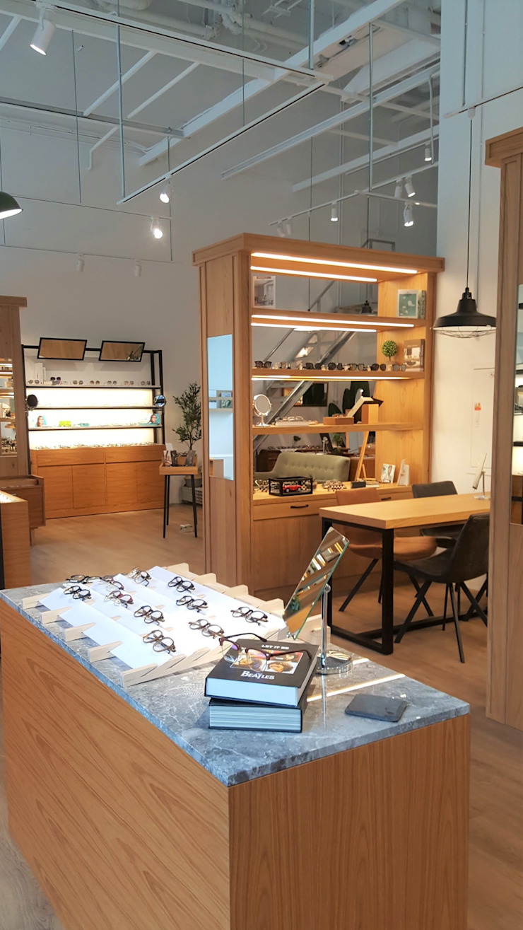 XY DESIGN - XY 設計 Office spaces & stores
