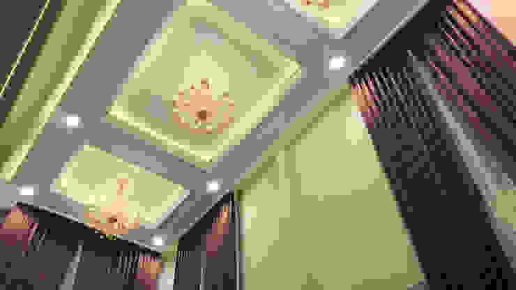 Moderne gangen, hallen & trappenhuizen van PT. Leeyaqat Karya Pratama Modern