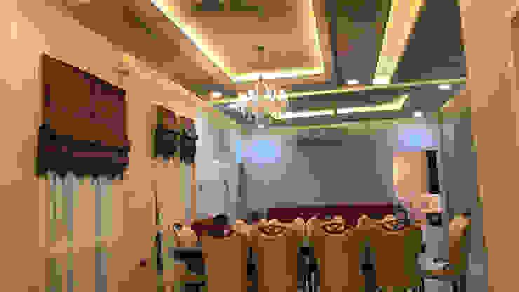 area ruang makan Ruang Makan Modern Oleh PT. Leeyaqat Karya Pratama Modern