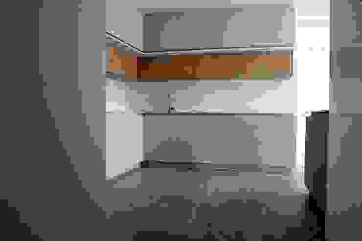 COZINHA I Atelier OSO Cozinhas modernas Derivados de madeira Multicolor