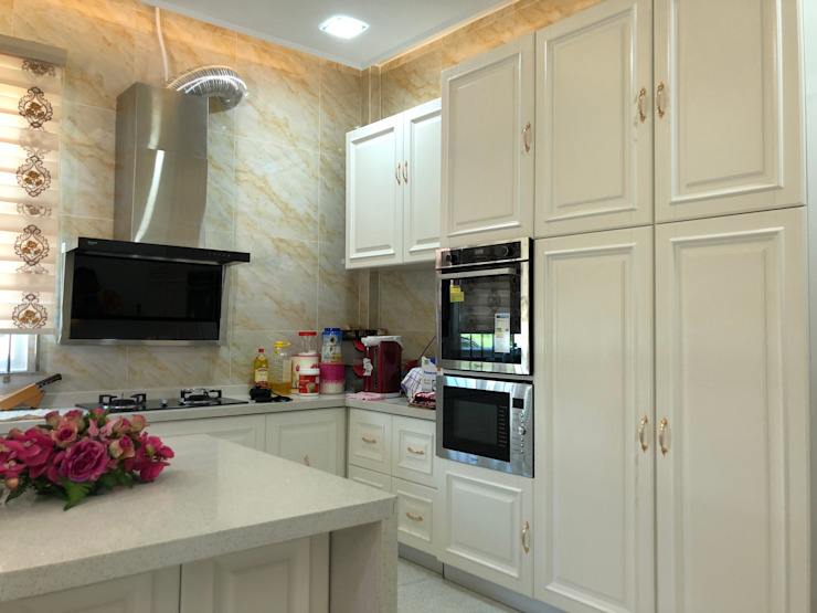 PT. Leeyaqat Karya Pratama Built-in kitchens
