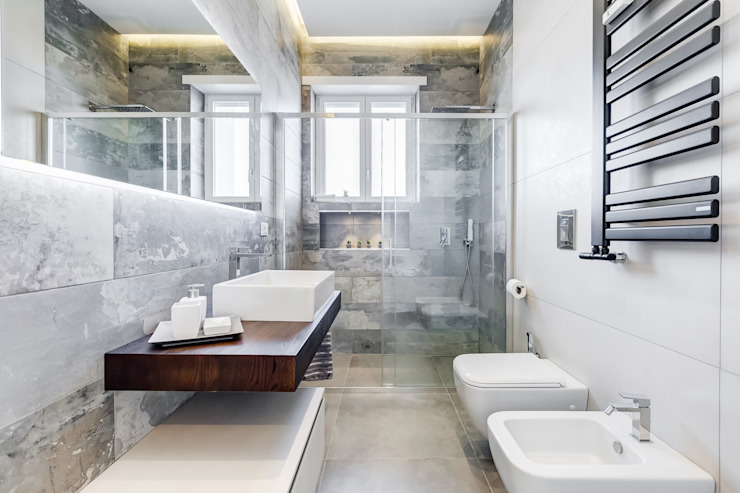 Bathroom by EF_Archidesign