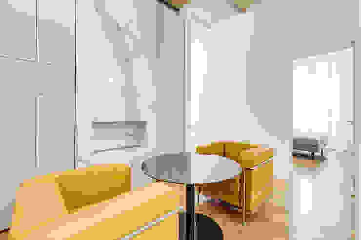 Рабочий кабинет в стиле модерн от EF_Archidesign Модерн