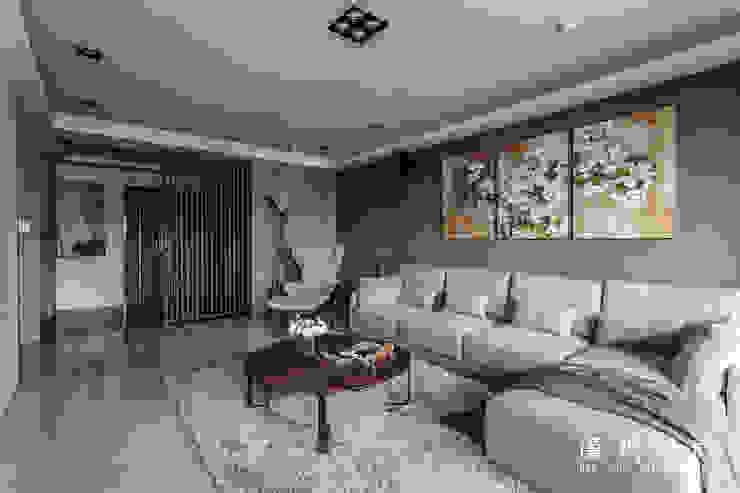 Salas de estar  por 漢玥室內設計