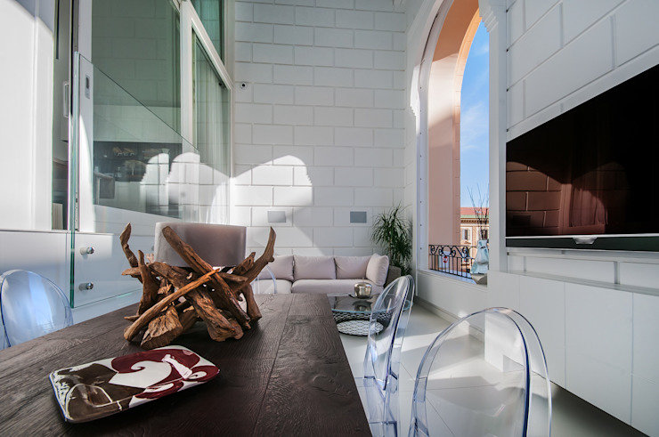 Imperatore Architetti Modern terrace