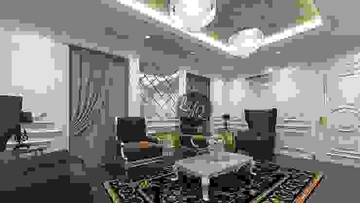 Ruang duduk/ruang santai Ruang Keluarga Klasik Oleh PT. Leeyaqat Karya Pratama Klasik