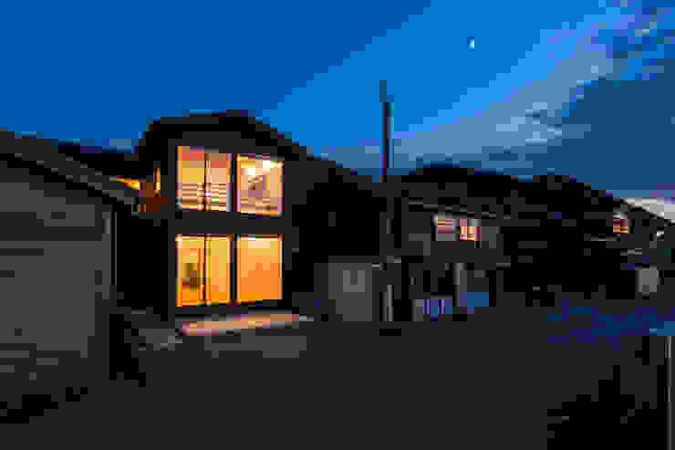 エヌ スケッチ Asian style houses