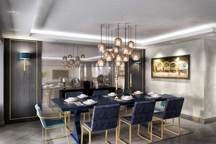 Dining room by ANTE MİMARLIK