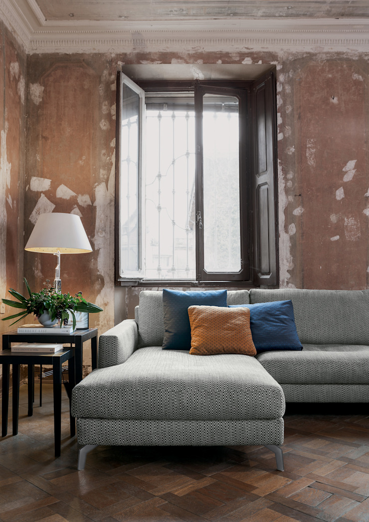modern  oleh IQ Furniture, Modern Bulu Black