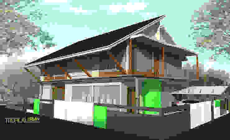D. Rumah Bp. Faidzin Oleh Tropical Urban Design Studio