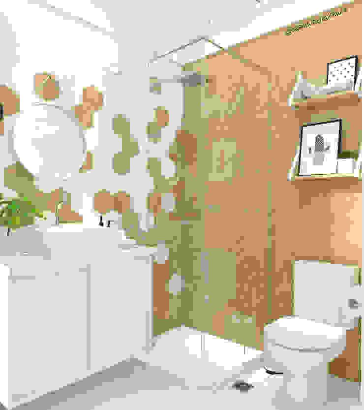 CASA DUE ARQUITETURA Ванна кімната