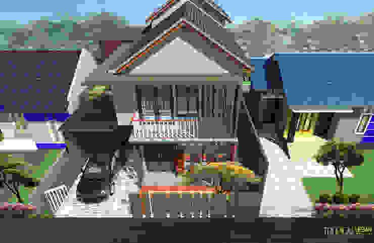 Rumah Ibu Ari Oleh Tropical Urban Design Studio