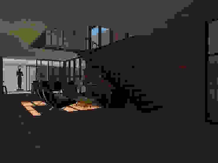 Perspectiva interior.:  de estilo  por Creer y Crear. Arquitectura/Diseño/Construcción,