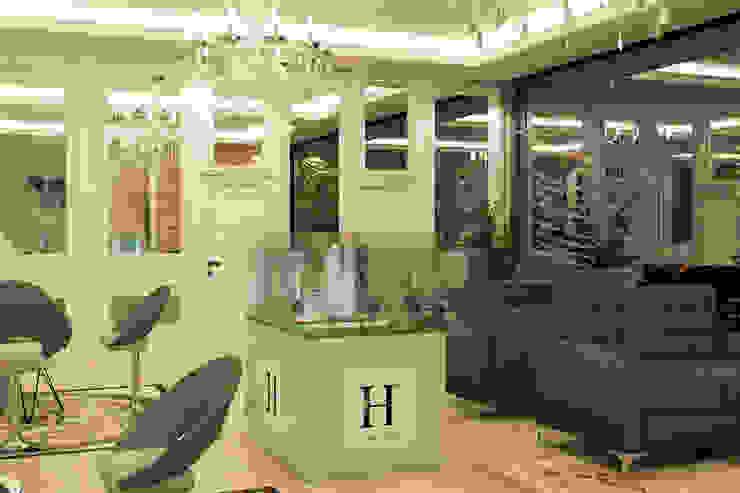 Marketing Gallery Area view 3 Bangunan Kantor Modern Oleh PT. Leeyaqat Karya Pratama Modern