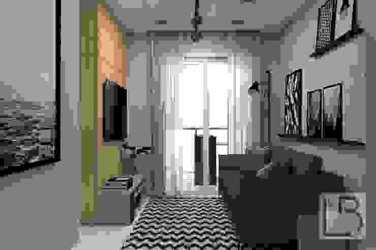 Letícia Bianchi Arquitetura & Design Modern Living Room