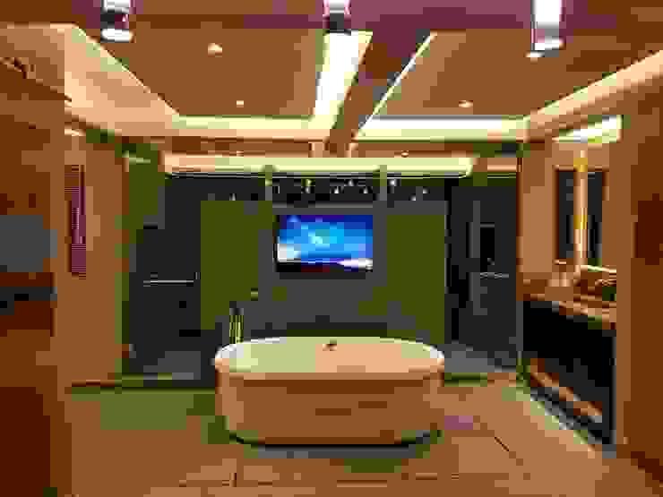 Ataxia Servicios Modern bathroom