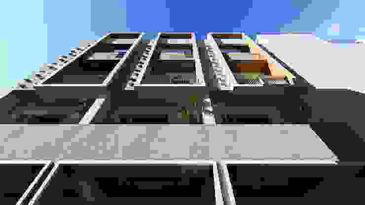 理境 社區戶 現代房屋設計點子、靈感 & 圖片 根據 尋樸建築師事務所 現代風