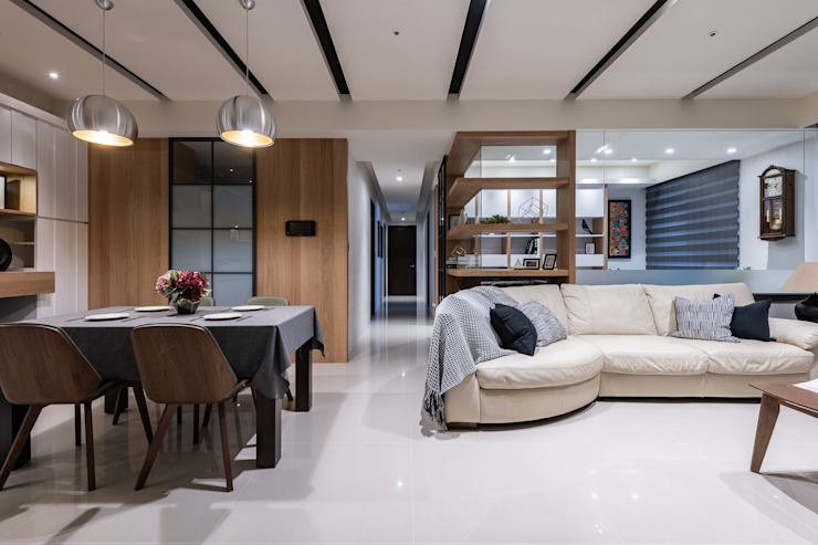 竹北市,A+7-謝宅 根據 意颺空間設計有限公司