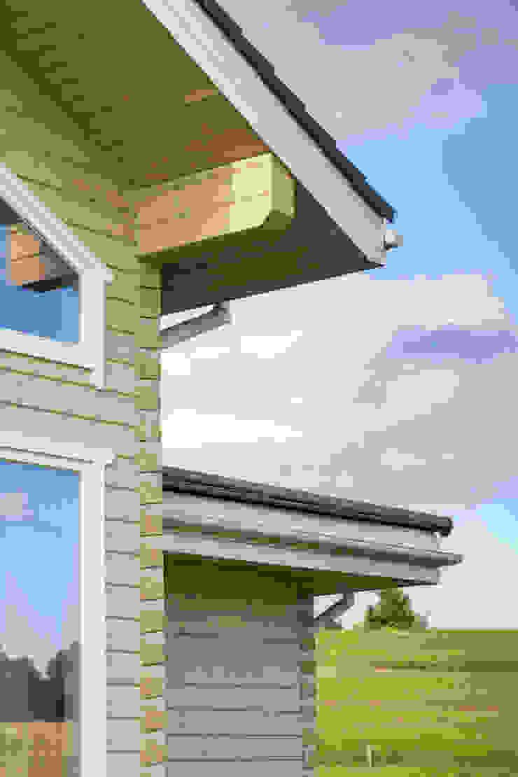 od THULE Blockhaus GmbH - Ihr Fertigbausatz für ein Holzhaus Klasyczny