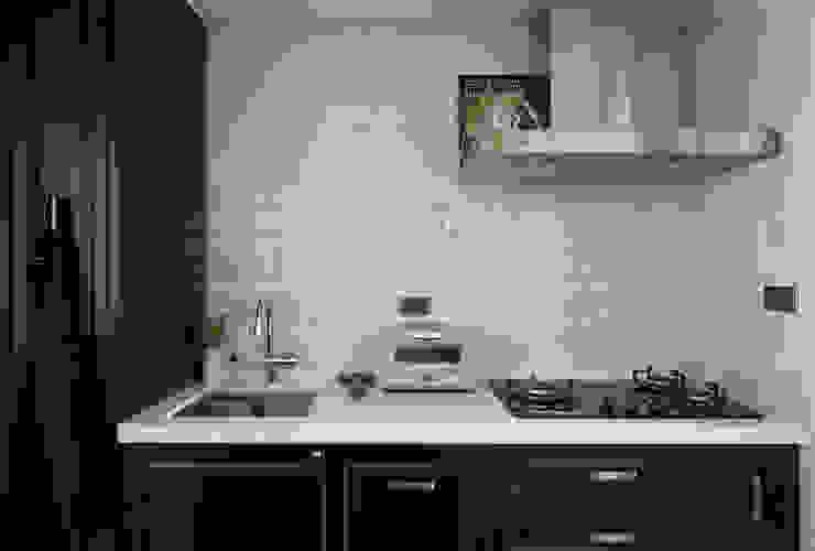 桃園 戴邸 16.A.DesignCrew 廚房廚房器具