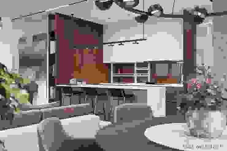 Minimalistische Küchen von Tobi Architects Minimalistisch