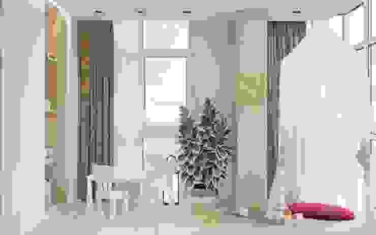 Minimalistische Kinderzimmer von Tobi Architects Minimalistisch