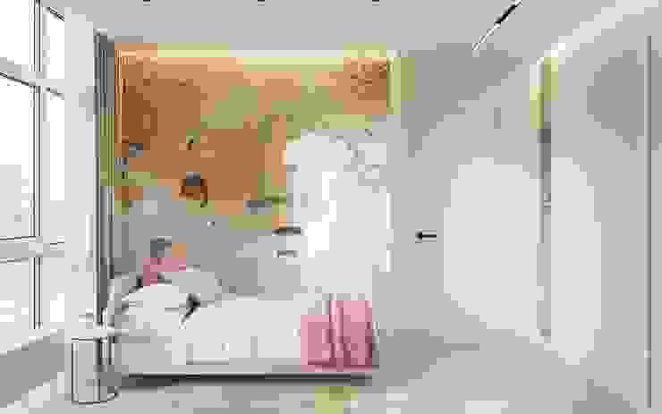 EVA Tobi Architects Nursery/kid's room Beige