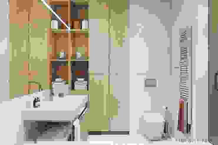 Minimalistische Badezimmer von Tobi Architects Minimalistisch