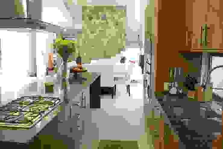 Sala, comedor y cocina juntos: ideas para casas pequeñas