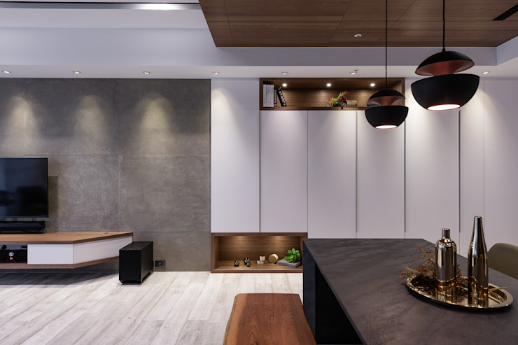 竹北市,A+7-賴宅 根據 意颺空間設計有限公司