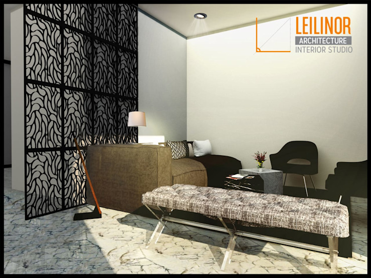 Modern Interior Project Ruang Keluarga Modern Oleh CV Leilinor Architect Modern