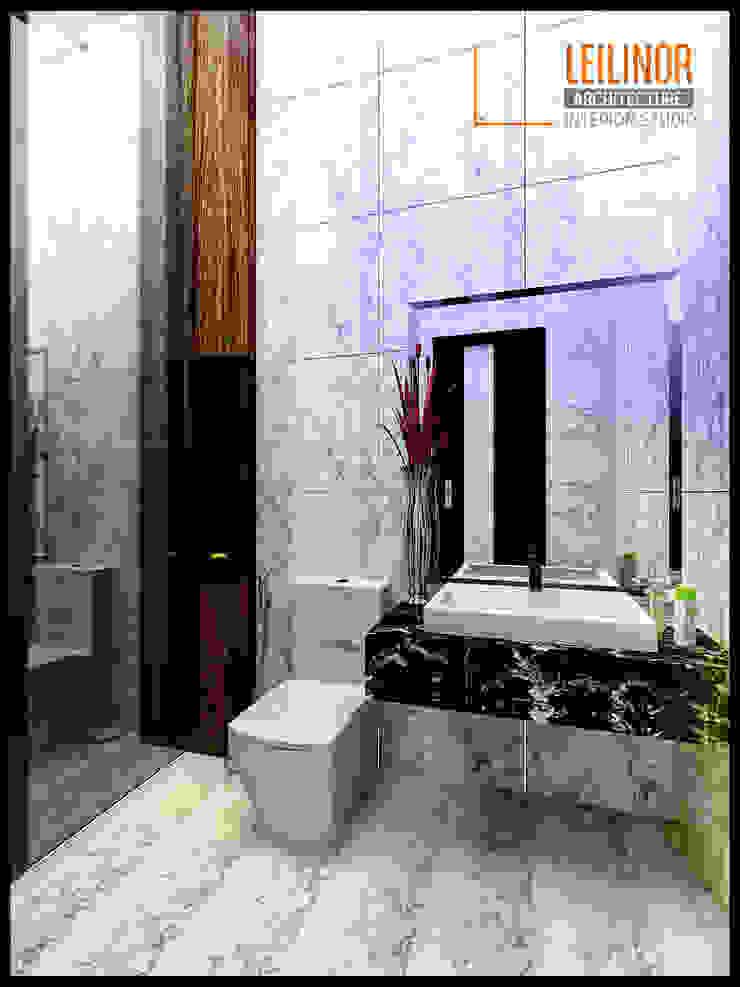Modern Interior Project Kamar Mandi Modern Oleh CV Leilinor Architect Modern