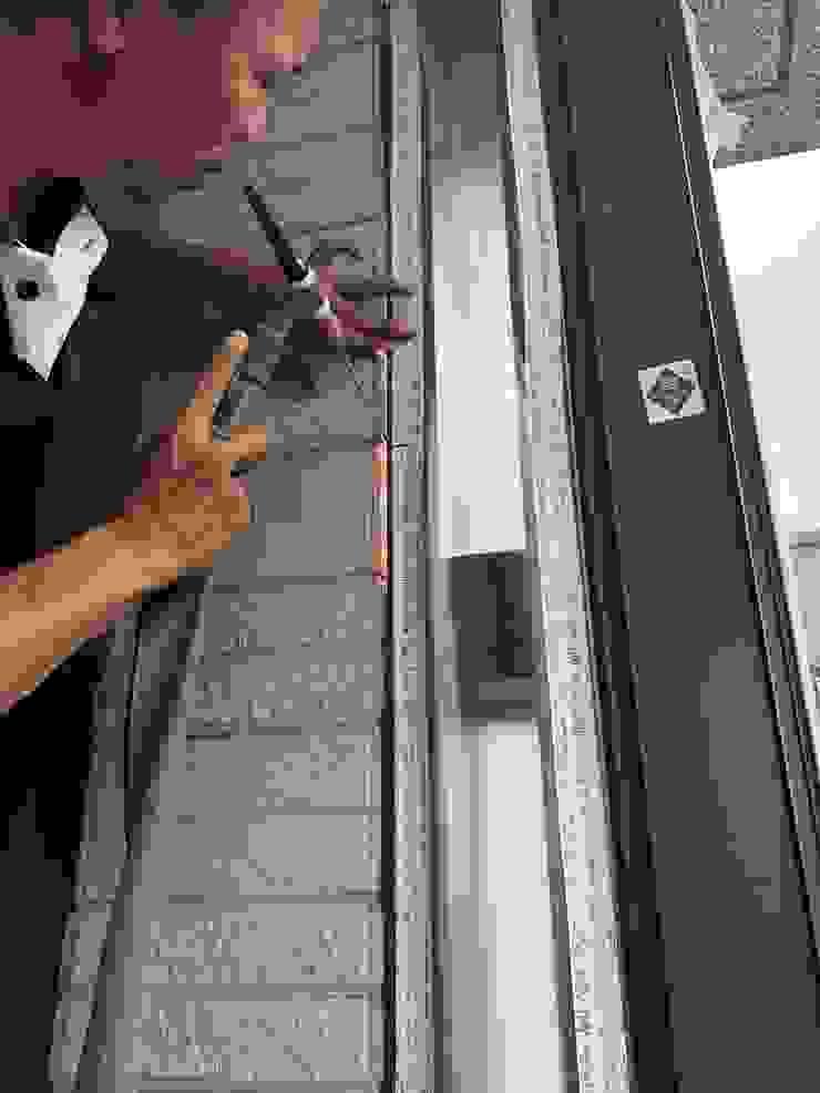焊接外框 根據 鵝牌氣密窗-台中直營店