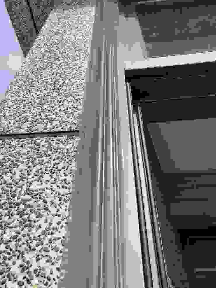 外側矽利康完工 根據 鵝牌氣密窗-台中直營店