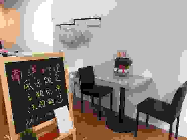 日嚐餐廳-大直(實踐大學旁) 捷士空間設計(省錢裝潢) 餐廳
