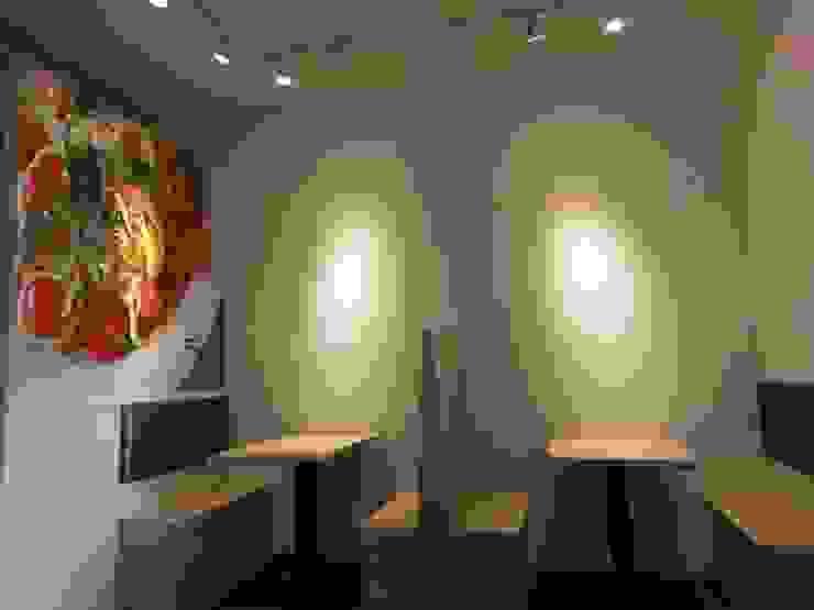 義大利麵NO.30設計案 快速、專業、商空配置 根據 捷士空間設計(省錢裝潢) 現代風
