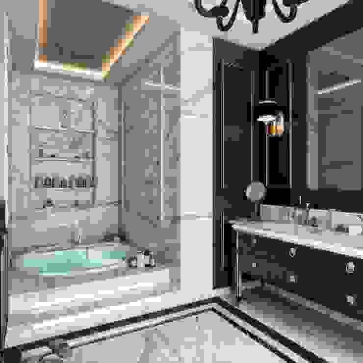 Tülay K. Villa - Balıkesir Modern Banyo ANTE MİMARLIK Modern