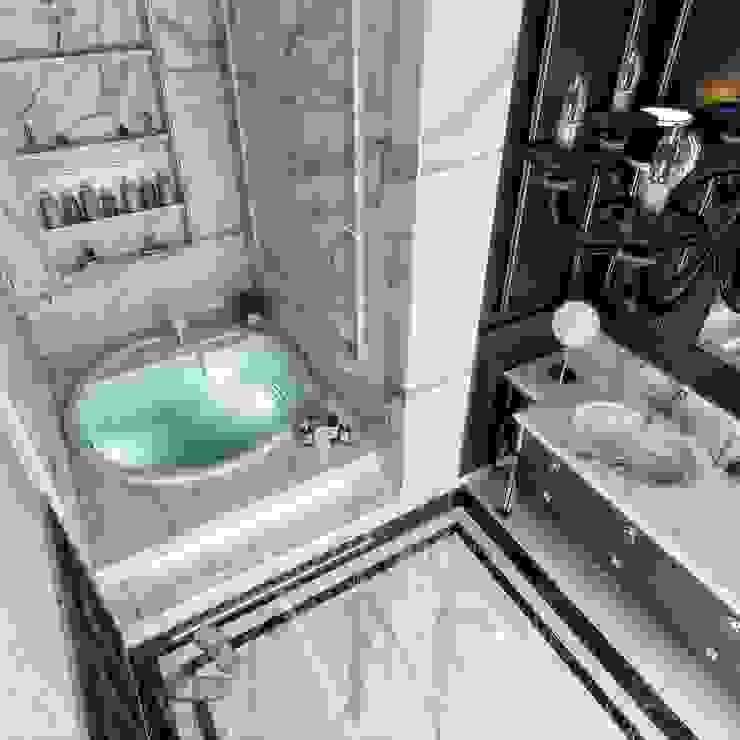 Banyo tasarım Modern Banyo ANTE MİMARLIK Modern