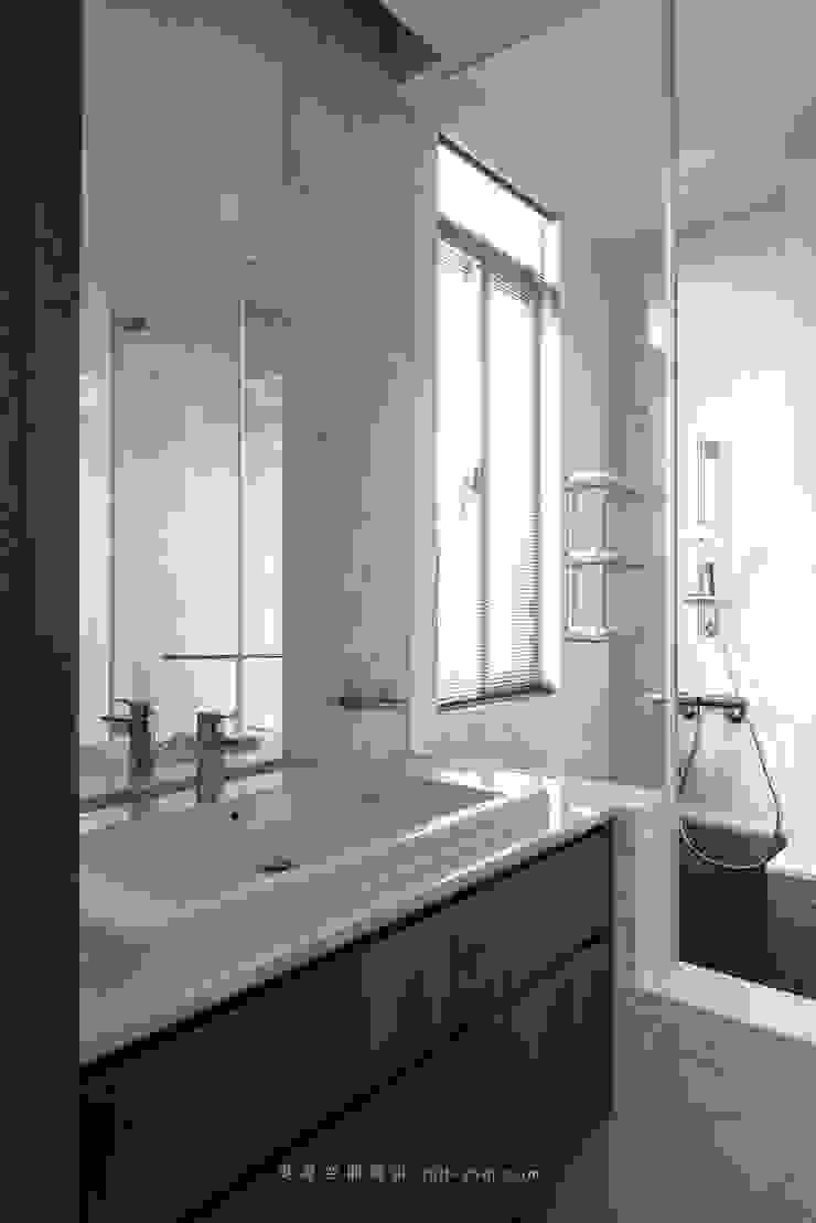 bathroom 根據 湜湜空間設計 隨意取材風