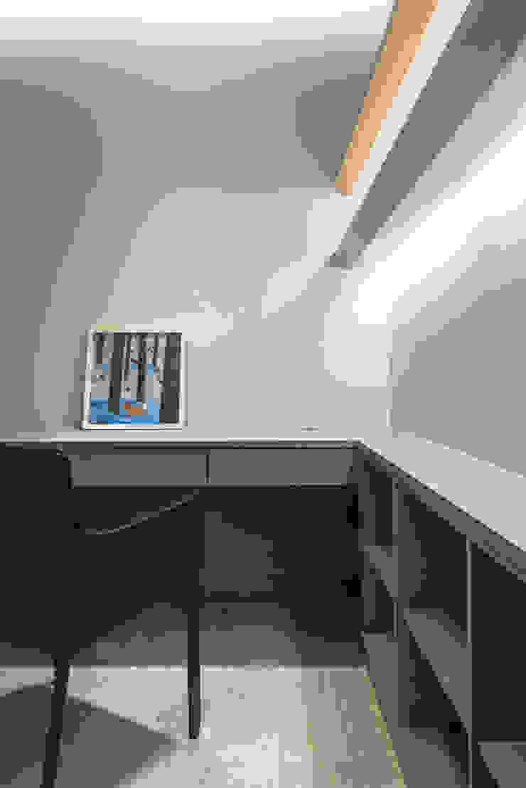 room 4 根據 湜湜空間設計 隨意取材風