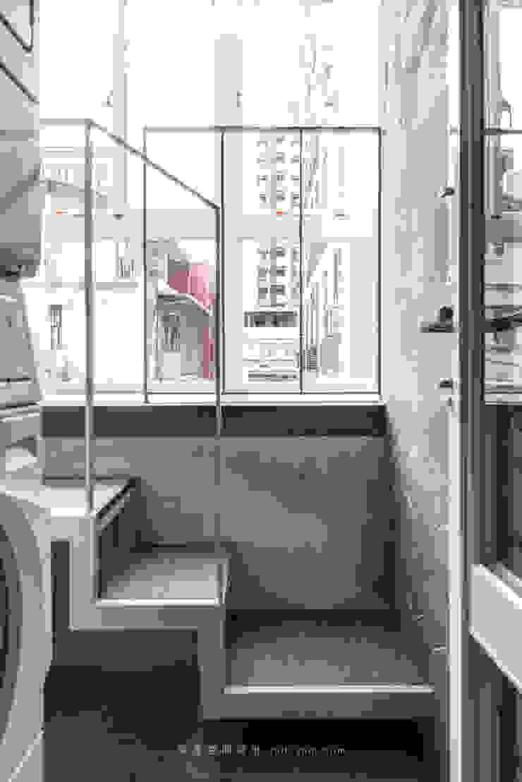 balcony 根據 湜湜空間設計 隨意取材風