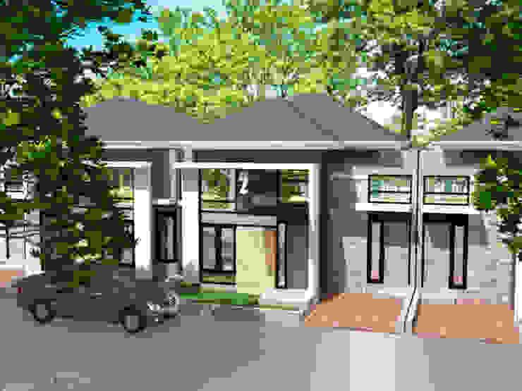 rumah komersial di Tembalang Semarang Oleh idesignarchitect78 Minimalis