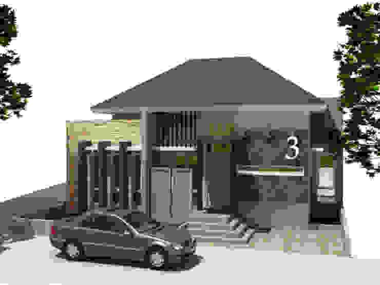 rumah tinggal di boyolali Oleh idesignarchitect78 Minimalis