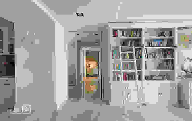 走廊與隔間 Classic style study/office by 禾廊室內設計 Classic